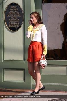 Blair Waldorf (Leighton Meester) - Gossip Girl - Style