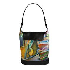 One #design arts2be #handbag with Marie-Christine Thiercelin #artist