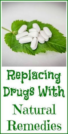 The trend to replace pharmaceuticals with natural herbal remedies.