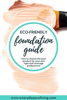 How to Choose the Best Natural Foundation Looking to switch to a safer makeup foundation Check out this complete foundation guide including how to pick the best product f. Natural Organic Makeup, Best Natural Makeup, Natural Beauty Tips, Organic Beauty, Organic Skin Care, Natural Skin Care, Clean Beauty, Natural Health, Best Natural Foundation