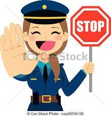 Resultado de imagem para policial feminina desenho