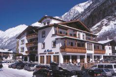 Hotel Rosengarten in Sölden (Ötztal) günstig buchen / Österreich