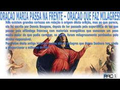 ORAÇÃO MARIA PASSA NA FRENTE – ORAÇÃO QUE FAZ MILAGRES! # 3211  theraio7