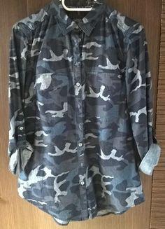 Kup mój przedmiot na #vintedpl http://www.vinted.pl/damska-odziez/koszule/10456874-koszula-long-moro-jesien-15