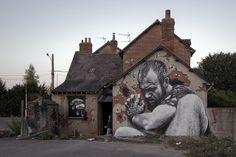 "Fred ILLE : ""Catch me if you can."" by MTO (Graffiti Street art), via Flickr"
