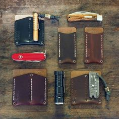 @Regrann from @fiends - #ProtectYourGoods. The #SLCO #Leather Pocket Protector Collection has been expanded w/ the addition of the Single Sheath PP & Pocket Protector XL. Constructed from #Horween #Chromexcel Horse Leather. Get yours at www.scoutleatherco.com. More Protective Goods. #SLHG #EveryDayCarry #Essentials #Flashlight #Knife #Victorinox #ScoutTools #ScoutCUB #ForThoseThatWorkAndDo #Regrann