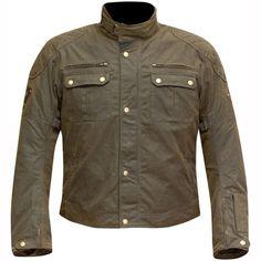 Merlin Sandon Wax Jacket WP - Brown