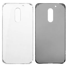 Ultra Thin Clear Back PC Hard Protective Case Cover For UMI SUPER