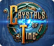 Crystals of Time - http://www.allgamesfree.com/crystals-of-time/    Ashley, a professional thief, has inherited this vocation from her father.  When her father suddenly goes missing one night while trying to sneak into the Three Oak Mansion, Ashley finds herself standing before the vast deserted estate with only a mysterious crystal to aid her in the recovery of...