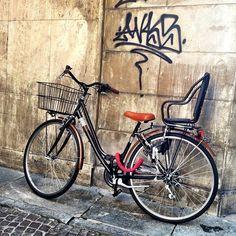 """""""Parma, a cidade das #bicicletas"""" - Instagram by @Alexandra Aranovich"""