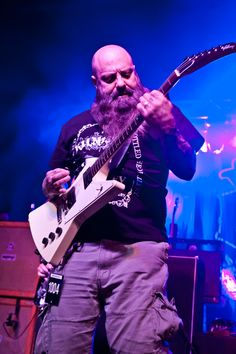 Kirk Windstein of Down, the Sumerian Riff Master (@ Maryland Deathfest 2013)