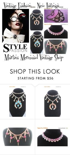 """Vintage Fashion.... New Listings...."" by martinimermaid ❤ liked on Polyvore featuring CORO and vintage"