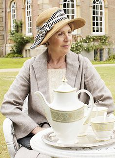 Downton Obsession | S6 E8 | Isobel at Lord Merton's house?