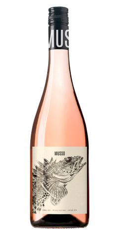 MUSSO Bobal wine