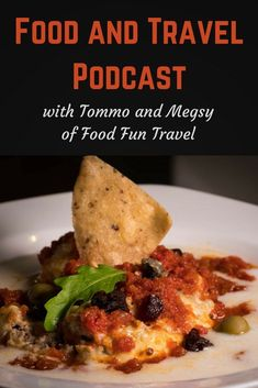 Trying local food is an important part of travel — not only do you get to try some brand-new flavours, food can also give an insight into the culture of your destination. Listen to our food and travel podcast with Tommo and Megsy.