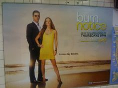 Burn Notice - June 2011 - NYC