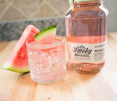 """watermelon moonshine - Country Living's """"moonshine"""" recipes - drinks for a crowd (or for one!)"""