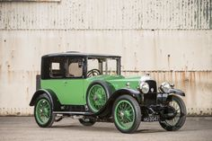 1926 Vauxhall 30-98hp Clinton Saloon – £195,000