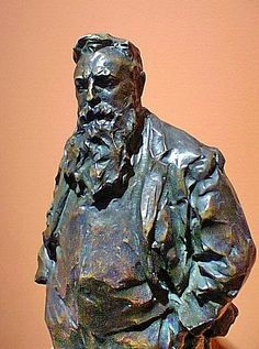 http://www.liveinternet.ru/community/1726655/post293557088/ Paolo Troubetzkoy (Павел Трубецкой) Portrait sculpture of Auguste Rodin. Cantor Arts Center of Stanford University in Palo Alto, California.