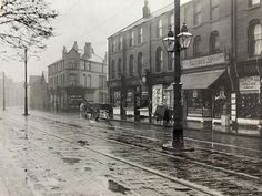 """""""Smithdown Road, Liverpool in Liverpool England, Liverpool Town, Liverpool History, Old Pictures, Old Photos, The Good Old Days, Past, Street View, Places"""