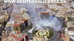 #Alicante #Mascletá día 20 de Junio 2015