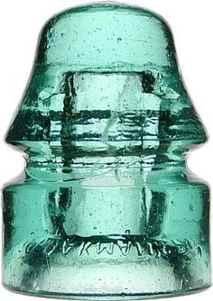 aquamarine color that was always around my house.