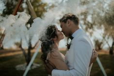 This ultimate Wedchella wedding was out of this world! This super fun couple decided to have the party of their life and tie the knot in Greece! Out Of This World, Love Couple, Tie The Knots, Couple Photography, Athens, Real Weddings, Couple Photos, Chic, Couples