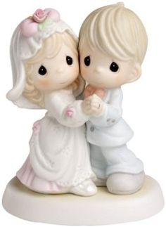 """cute... Precious Moments """"Can I Have This Dance For The Rest of My Life"""""""