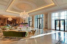The Style Examiner: Four Seasons Hotels Unveil New Property in Baku