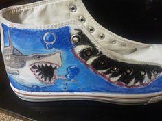 Just finished shark design