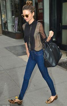 STYLE ICON: Miranda Kerr | CHARMTOHARM.com