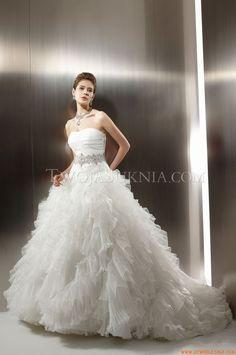 Robe de mariée Jasmine T480 Couture 2012 - Fall 2011