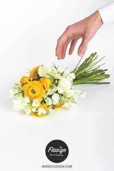 FLOSIGN WEDDING BOUQUET ARRANGEMENT
