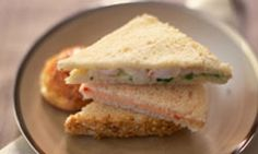 "Tiny Sandwiches: ""10 Party Food Ideas on a Budget"""