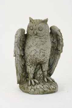 Oswaldtwistle Mills | Oakley Stone Animals - Large Owl