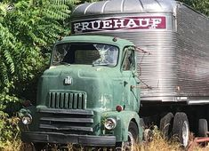 Abandoned Cars, Rollers, Trucks, Vehicles, Photography, Vintage, Left Out, Photograph, Fotografie