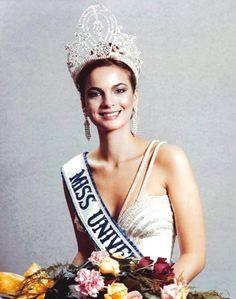 Miss Venezuela 1979 Maritza Sayalero Miss Universo! -