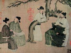 Image la fresque glx12578450089 Chine Asie 125 x 50 cm