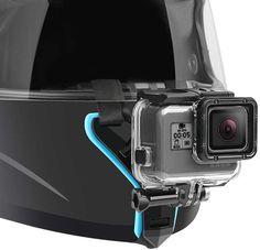 gopro helmet mount for front Chin side mount » Gopromount Gopro Helmet Mount, Best Pov, Camera Rig, Helmet Camera, Motocross Helmets, Dji Osmo, Riding Gear, Gopro Hero, Gears