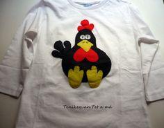Tenikeguan: ¿Le buscamos un nombre a esta gallinica?