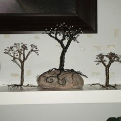 images about wire craft ideas on Pinterest | Spider Decorations, Wire ...