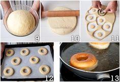Donuts Ingredientes