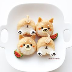 Creative pastry desserts, can give a fresh feeling to the plain life, good-looking and delicious, everyone likes it! - Page 34 of 61 - food - Bento Ideas Kawaii Bento, Cute Bento, Japanese Food Art, Japanese Snacks, Gourmet Burger, Cute Baking, Cute Food Art, Kawaii Dessert, Bento Recipes