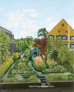 View Sommergarten in Berlingen by Adolf Dietrich on artnet. Browse upcoming and past auction lots by Adolf Dietrich. Garden Painting, Art Database, Naive Art, Global Art, Poster On, Japanese Culture, Paintings For Sale, Art Market, Landscape Art