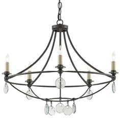 Large Chandeliers, 5 Light Chandelier, Glass Material, Recycled Glass, Wrought Iron, Wall Sconces, Floor Lamp, Ceiling Lights, Larger