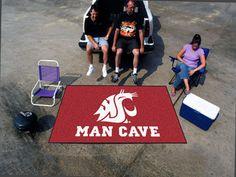 Washington State University Man Cave UltiMat