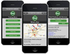 The Barter Company iPhone app http://itunes.apple.com/us/app/trade-studio-for-barter-company/id550466446?ls=1=8 is LIVE @iTune. #iOS5 #iPhone #iPAD #MobileApps