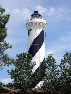 Phare de Contis Lighthouse, France