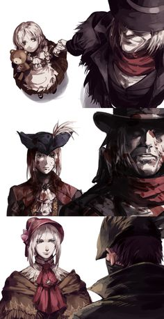 lady maria,bloodborne,game review