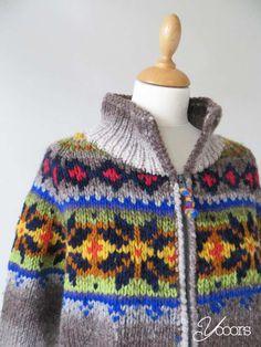 INTI KNITWEAR vest, maat M (Y15067) -- Aangeboden door yooors.nl ---- Verkocht.